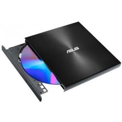 Внешний оптический привод ASUS SDRW-08U9M-U черный USB slim ultra slim (SDRW-08U9M-U/BLK/G/AS), арт: 271173 -  Внешние оптические приводы ASUS