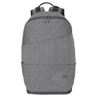 Рюкзак для ноутбука ASUS ARTEMIS BP240 14 серый (90XB0410-BBP000) (90XB0410-BBP000) рюкзак asus 16 0 triton black 90xb03p0 bbp000