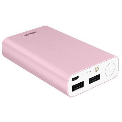Внешний аккумулятор для портативных устройств ASUS ZenPower ABTU011 Li-Ion 10050mAh розовый (90AC0180-BBT025), арт: 271180 -  Внешние аккумуляторы для портативных устройств ASUS