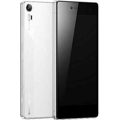 Смартфон Lenovo Vibe Shot 32Gb белый (PA1K0163RU) смартфон lenovo vibe c2 power white