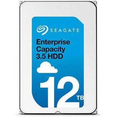 Жесткий диск ПК Seagate 12TB SATA 7200RPM 6GB/S ST12000NM0007 (ST12000NM0007), арт: 271621 -  Жесткие диски ПК Seagate