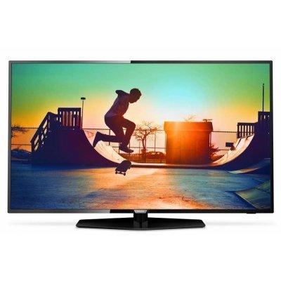 ЖК телевизор Philips 43 43PUT6162 черный (43PUT6162/60) телевизор philips 40pft4100 60 fhd pmr 100 черный