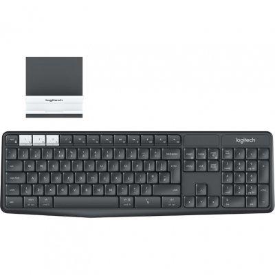 Клавиатура Logitech K375s (920-008184) клавиатура logitech k810 bluetooth illuminated 920 004322