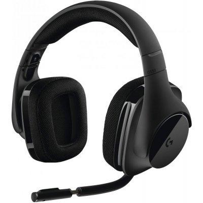 все цены на Компьютерная гарнитура Logitech Gaming Headset G533 (981-000634) (981-000634) онлайн