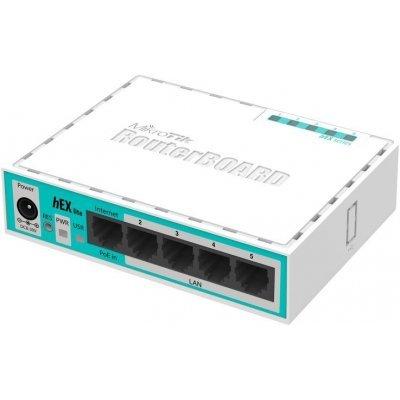 Маршрутизатор MikroTik RB750r2 hEX lite (RB750r2) недорого