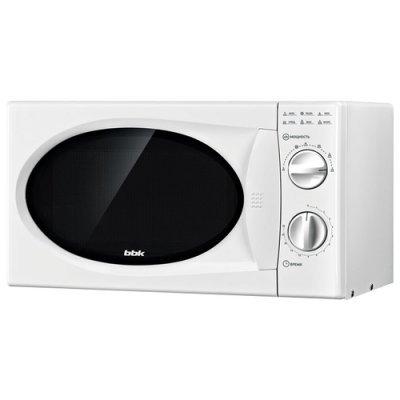 Микроволновая печь BBK 20MWS-715M/W (соло) (Микроволновая печь BBK 20MWS-715M/W белый)