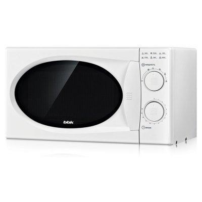 Микроволновая печь BBK 20MWS-803M/W (20MWS-803M/W) bbk 20mws 712m wb белый черный