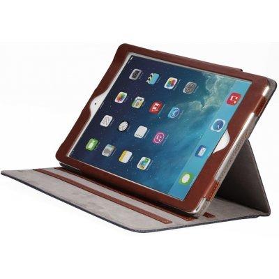 все цены на Чехол для планшета IT Baggage BAGGAGE для iPad 2017 9.7 искус. кожа Jeans синий (ITIPAD58-4) онлайн