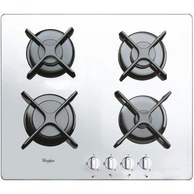 Газовая варочная панель Whirlpool GOR 6414/WH белый (GOR 6414/WH), арт: 272023 -  Газовые варочные панели Whirlpool