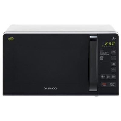 Микроволновая печь Daewoo KQG-663B (KQG-663B) микроволновая печь sharp r 2000rk черный