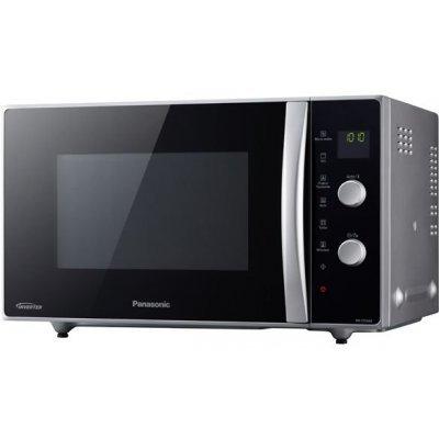 Микроволновая печь Panasonic NN-CD565BZPE 27л. 1000Вт металик/черный (NN-CD565BZPE) микроволновая печь panasonic nn sd382szpe nn sd382szpe