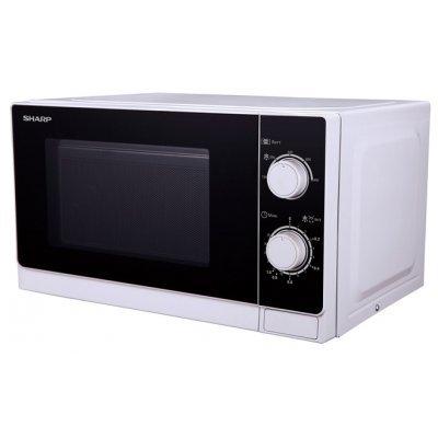 Микроволновая печь Sharp R-2000RW (R-2000RW) микроволновая печь sharp r 2000rw 800 вт белый черный