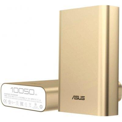 Внешний аккумулятор для портативных устройств ASUS ZenPower ABTU005 10050mAh золотистый (90AC00P0-BBT078), арт: 272070 -  Внешние аккумуляторы для портативных устройств ASUS