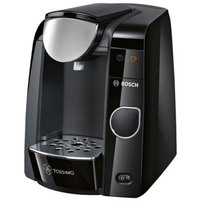 Кофемашина Bosch Tassimo TAS 4502 черный/серебристый (TAS4502) TAS4502