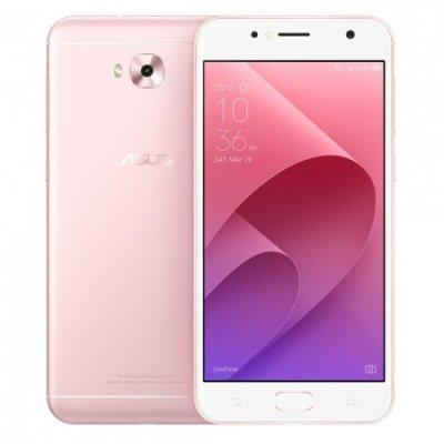 Смартфон ASUS Zenfone Live ZB553KL 16Gb розовое золото (90AX00L3-M01110) сотовый телефон asus zenfone 4 live zb553kl 16gb black