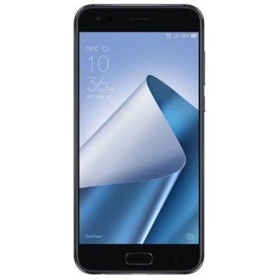 Смартфон ASUS ZenFone 4 ZE554KL 4/64Gb черный (90AZ01K1-M01210) asus zenfone zoom zx551ml 128gb 2016 black