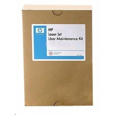Набор для регламентных работ HP LaserJet Printer 220V Maintenance Kit ( F2G77A ) (F2G77A) used original 90% adf maintenance kit 525mfp for hp575 725 775 7500 adf maintenance kit