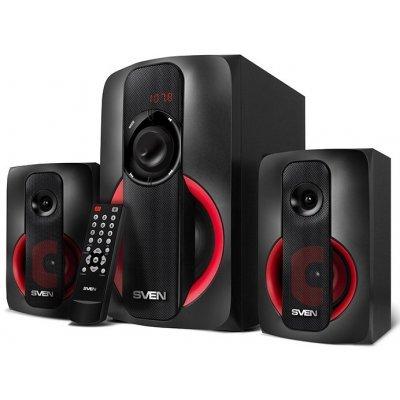 Компьютерная акустика SVEN MS-304 черный (SV-015602) компьютерная акустика sven ms 90 черный sv 012861