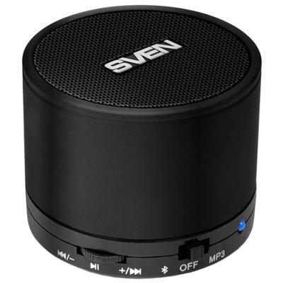 Портативная акустика SVEN PS-45BL черный (SV-014605)