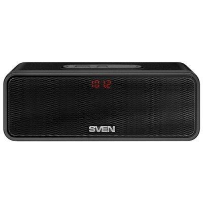 Портативная акустика SVEN PS-170BL черный (SV-014612)