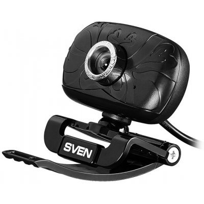 Веб-камера SVEN ICH-3500 (SV-011413) web камера наушники sven ich 3500