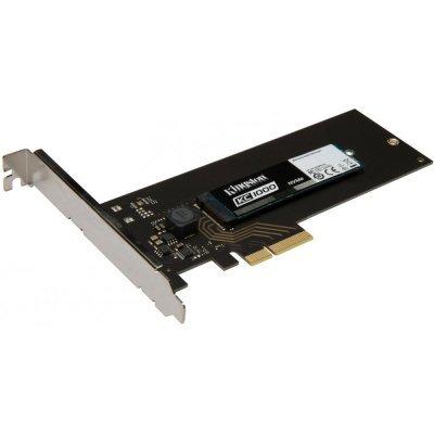 Накопитель SSD Kingston 480GB KC1000 (SKC1000H/480G) накопитель ssd kingston sms200s3 480g sms200s3 480g