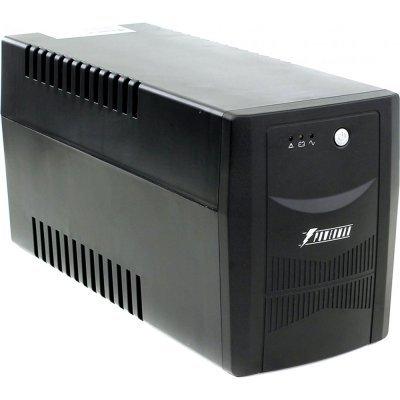 Источник бесперебойного питания Powerman Back Pro 2000 PLUS (POWERMAN Back Pro 2000 Plus) батарея powerman ca1290 12v 9ah