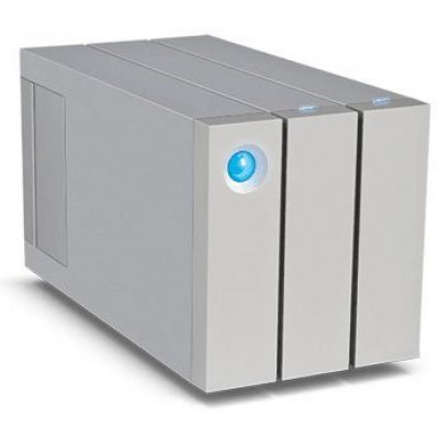Внешний жесткий диск LaCie 12TB STEY12000400 2big Thunderbolt2 (STEY12000400) съемный жесткий диск lacie rugged usb3 thunderbolt 2tb
