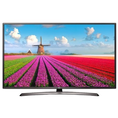 ЖК телевизор LG 49 49LJ622V черный (49LJ622V) телевизор lg 49 49lh595v led full hd smart tv черный