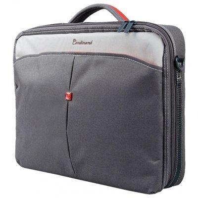 Сумка для ноутбука Continent CC-02 15 серый (CC-02 Grey)Сумки для ноутбуков Continent<br>сумка, макс. размер экрана 15.6, материал: синтетический<br>