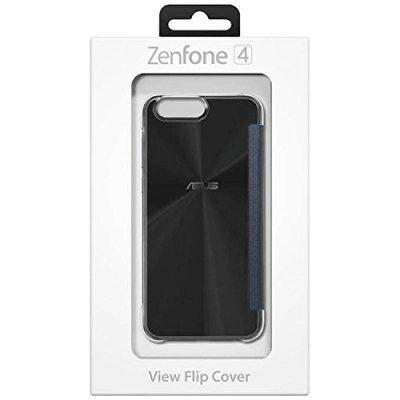 Чехол для смартфона ASUS ZenFone 4 ZE554KL View Flip Cover черный (90AC02B0-BCV001) (90AC02B0-BCV001) чехол книжка asus view flip для zenfone 3 zc551kl
