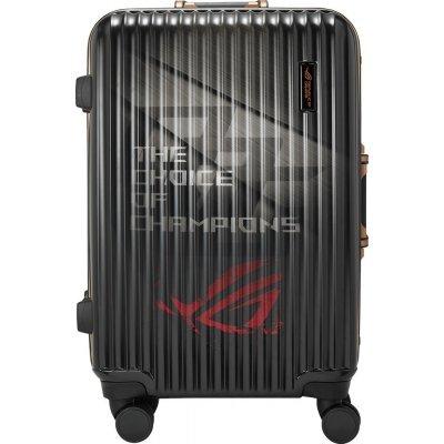 Рюкзак для ноутбука ASUS ROG Ranger Suitcase черный нейлон/резина (90XB0310-BTR000) (90XB0310-BTR000) материнская плата пк asus crossblade ranger crossblade ranger