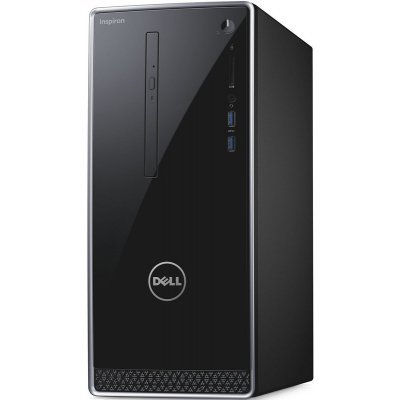 Настольный ПК Dell Inspiron 3668 MT (3668-2254) (3668-2254) dell inspiron 3558