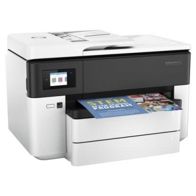 Цветной струйный МФУ HP Officejet Pro 7730 (Y0S19A) (Y0S19A) мфу hp officejet pro 7730 y0s19a