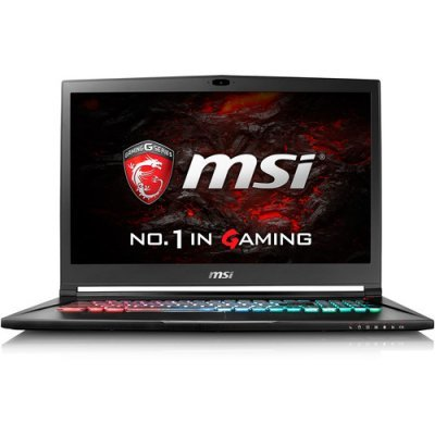 Ноутбук MSI GS73VR 7RF(Stealth Pro)-437RU (9S7-17B112-437) цены онлайн