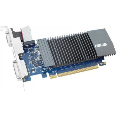 все цены на Видеокарта ПК ASUS GT710-SL-2GD5-BRK (GT710-SL-2GD5-BRK) онлайн