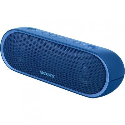 цена на Портативная акустика Sony SRS-XB20 синий (SRSXB20L.RU2)