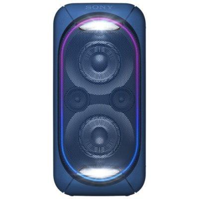 Портативная акустика Sony GTK-XB60 синий (GTKXB60L.RU1) портативная акустика sony gtk xb60 синий gtkxb60l ru1