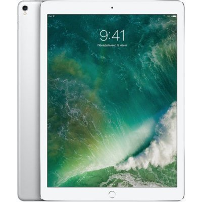 Планшетный ПК Apple iPad Pro 12,9 256GB Wi-Fi (MP6H2RU/A) Silver (Серебристый) (MP6H2RU/A)