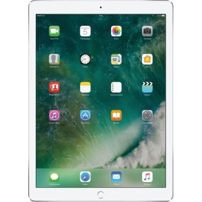 Планшетный ПК Apple iPad Pro 12,9 256GB Wi-Fi+Cellular (MPA52RU/A) Silver (Серебристый) (MPA52RU/A)