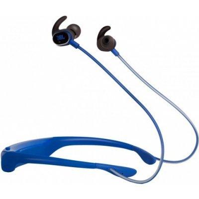 Bluetooth-гарнитура JBL RESPONSE синий (JBLRESPONSEBLU) jbl e55bt черный складная портативная гарнитура bluetooth гарнитура беспроводная стерео гарнитура музыка