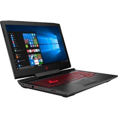 Ноутбук HP Omen 17-an039ur (2FP34EA) (2FP34EA) hp omen 17 17 w205ur [1dm95ea] black 17 3 fhd i7 7700hq 12gb 1tb 256gb ssd gtx1060 6gb w10