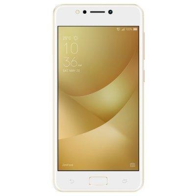 Смартфон ASUS ZenFone 4 Max ZC520KL 16Gb золотистый (90AX00H2-M00390) смартфон asus zenfone live zb501kl золотистый 5 32 гб lte wi fi gps 3g 90ak0072 m00140