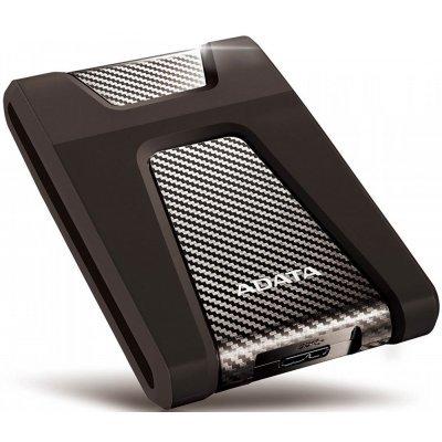 Внешний жесткий диск A-Data HD650, 2TB, USB 3.0, черный (AHD650-2TU31-CBK), арт: 273087 -  Внешние жесткие диски A-Data