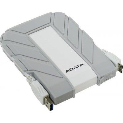 Внешний жесткий диск A-Data HD710A, 2TB, USB 3.0, прорезиненный, белый (AHD710A-2TU3-CWH), арт: 273101 -  Внешние жесткие диски A-Data