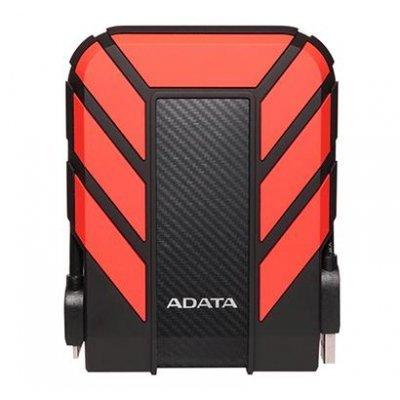 Внешний жесткий диск A-Data HD710P 2Tb AHD710P-2TU31-CRD черный/красный (AHD710P-2TU31-CRD), арт: 273177 -  Внешние жесткие диски A-Data