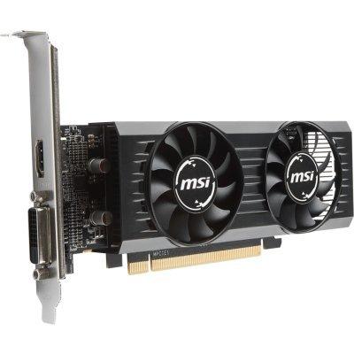 Видеокарта ПК MSI Radeon RX 550 2GT LP OC (RX 550 2GT LP OC) видеокарта msi rx 550 2gb rx 550 2gt lp oc