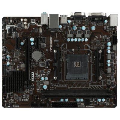 Материнская плата ПК MSI A320M PRO-VD/S (A320M PRO-VD/S) ноутбук msi gs43vr 7re 094ru phantom pro 9s7 14a332 094