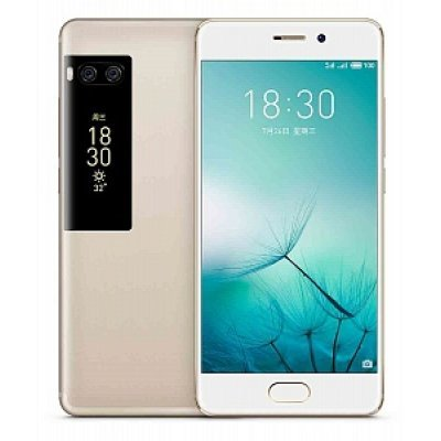Смартфон Meizu PRO 7 PLUS 64GB (M793H) Золотой (M793H-64-G) смартфон meizu pro 6 64gb gold android 6 0 marshmallow mt6797t 2500mhz 5 2 1920x1080 4096mb 64gb 4g lte [m570h 64gb gold]