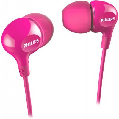 Наушники Philips SHE3550PK 1.2м розовые (SHE3550PK/00) what she left